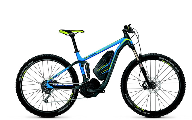 E-Bike Univega RENEGADE E 1.0 2016