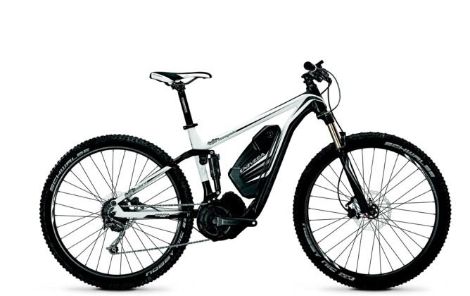 E-Bike Univega RENEGADE E LTD 2016