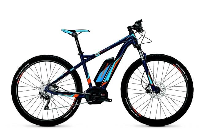 E-Bike Univega SUMMIT E 1.0 2016