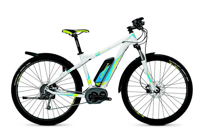 E-Bike Univega SUMMIT E LTD STREET 2016