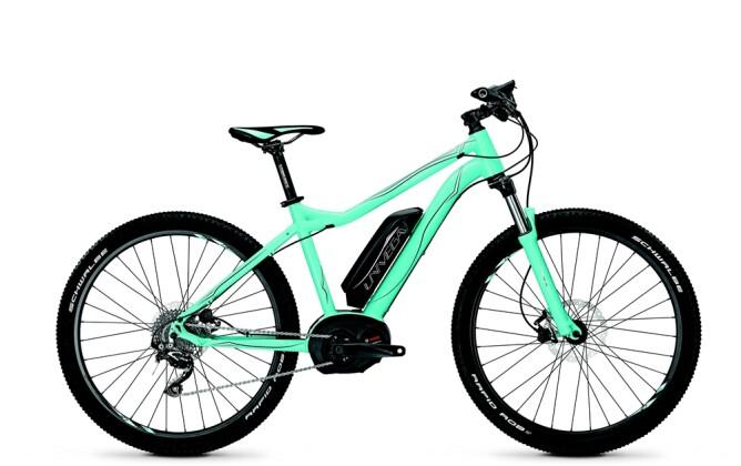 E-Bike Univega VISION E 2.0 SKY 2016