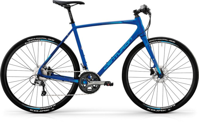 Crossbike Centurion Speeddrive Disc 1000 2016