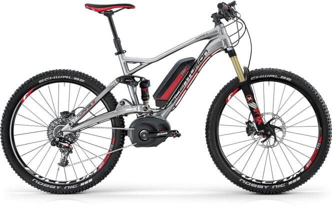 E-Bike Centurion Numinis E 3500.27 2016