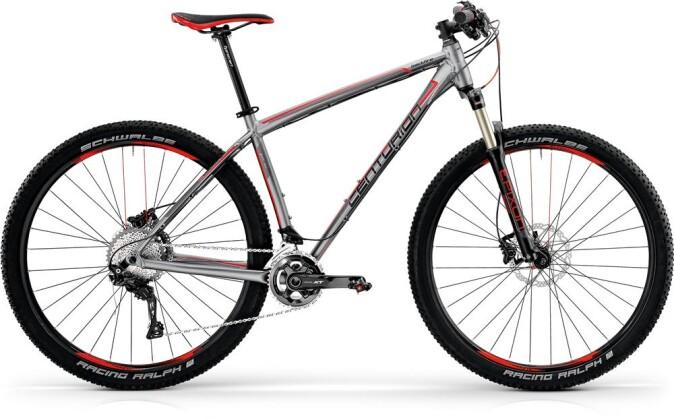 Mountainbike Centurion Backfire Pro 800.29 2016