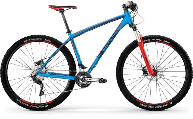 Mountainbike Centurion Backfire Pro 600.29 2016
