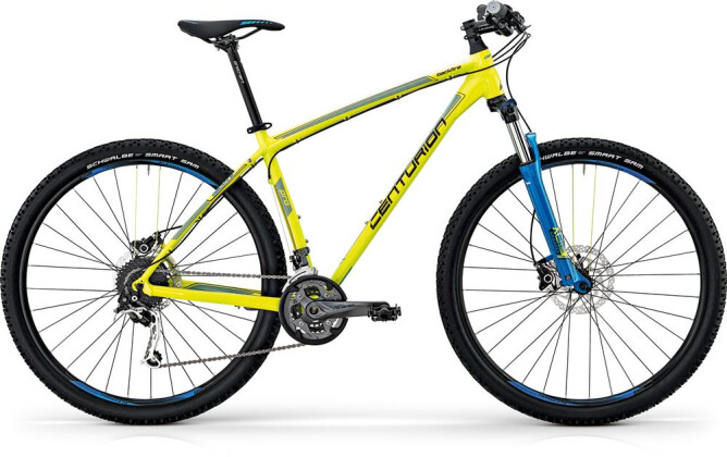 Mountainbike Centurion Backfire Pro 200.29 2016
