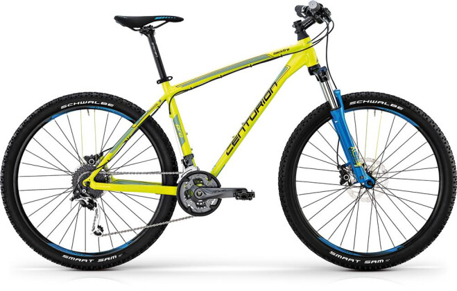 Mountainbike Centurion Backfire Pro 200.27 2016