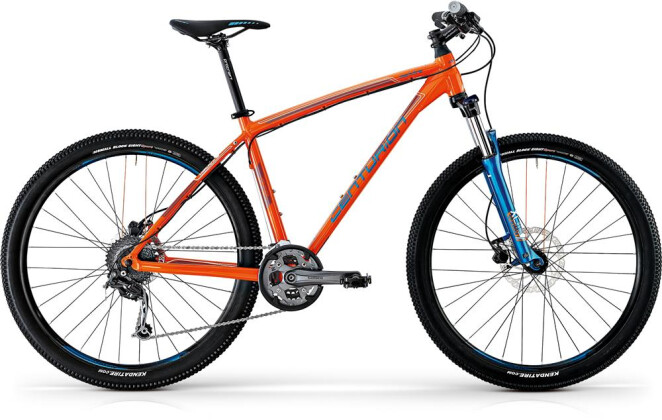 Mountainbike Centurion Backfire Pro 100.27 2016