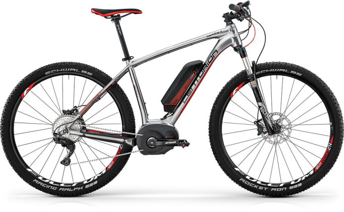 E-Bike Centurion Backfire E 2400 2016