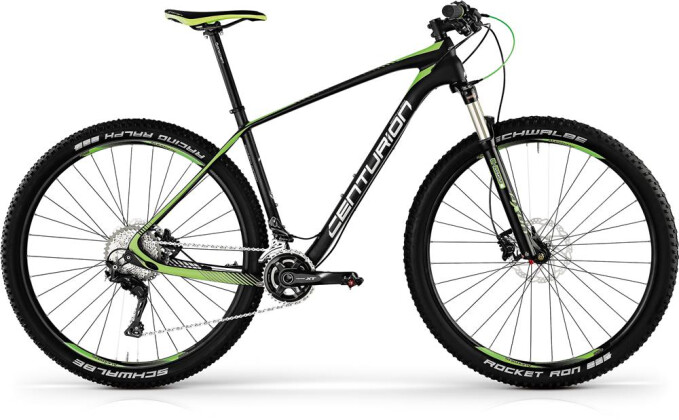 Mountainbike Centurion Backfire Carbon 800.29 2016