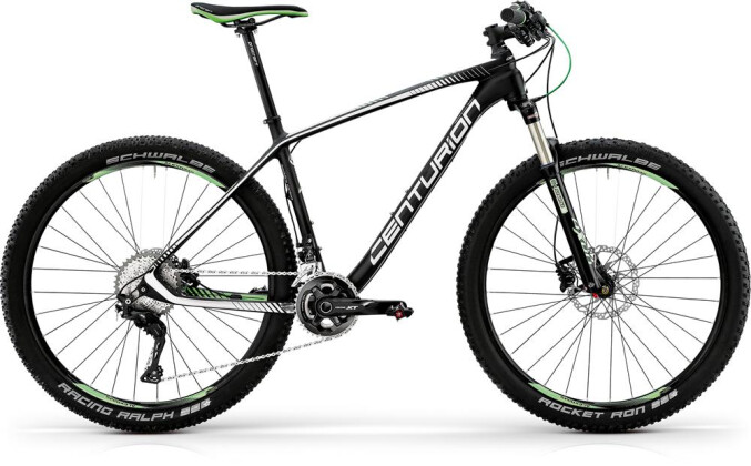 Mountainbike Centurion Backfire Carbon 800.27 2016