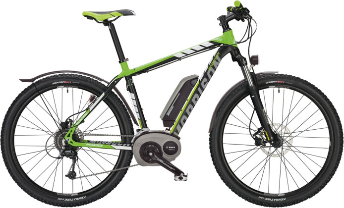 E-Bike Morrison Cree 1 S 2016