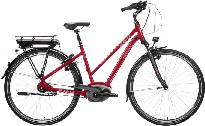 E-Bike Morrison E 6.0 Trapez 2016