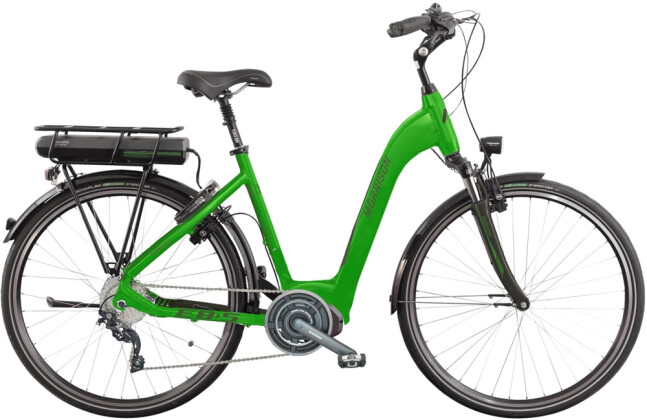 E-Bike Morrison E 8.5 Wave 2016