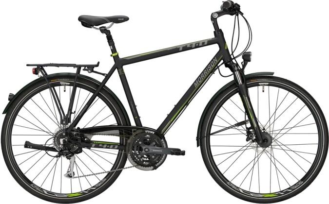 Trekkingbike Morrison T 4.0 Herren 2016