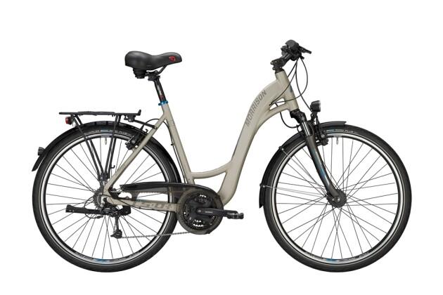 Trekkingbike Morrison T 5.0 Plus Wave 2016