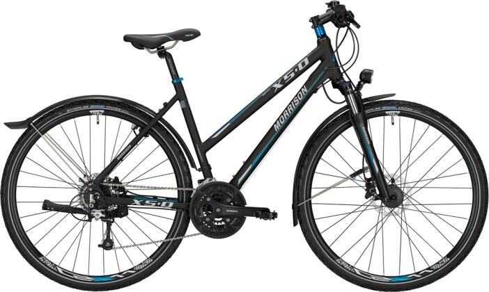 Crossbike Morrison X 5.0 Damen 2016