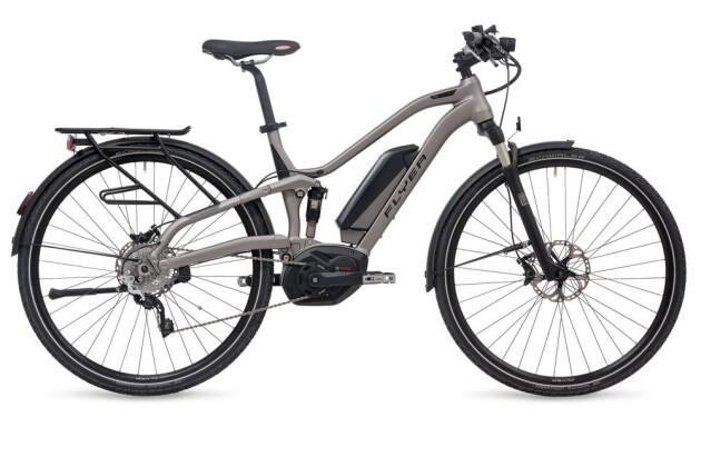 E-Bike FLYER TX-Serie 2016