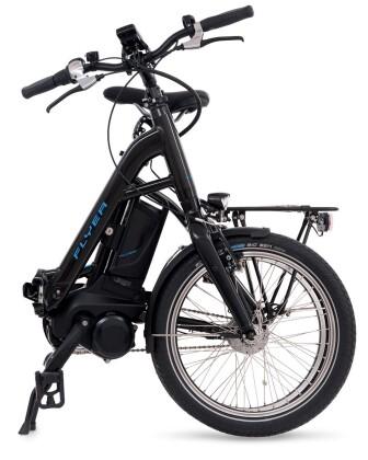 E-Bike FLYER Pluto 2016