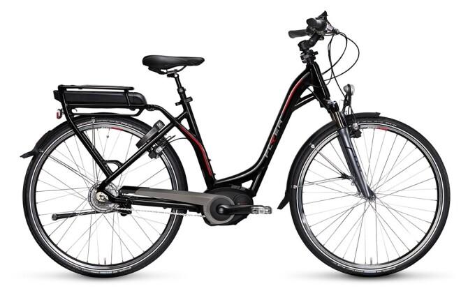 E-Bike FLYER B-Serie (Bosch) 2016