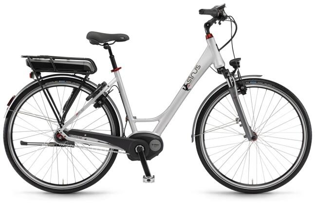 E-Bike Sinus BC30 400Wh 7-G Nexus, Rücktritt 2016