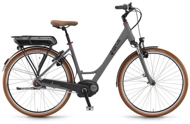 E-Bike Sinus BC50f 400Wh 8-G Nexus, Freilauf 2016