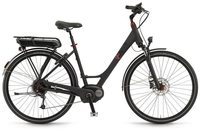 E-Bike Sinus BT20 500Wh 9-G Deore 2016