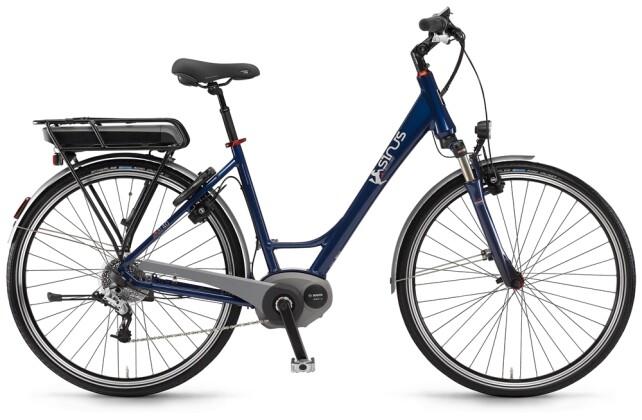E-Bike Sinus BT40 500Wh 24-G Dual Drive 2016