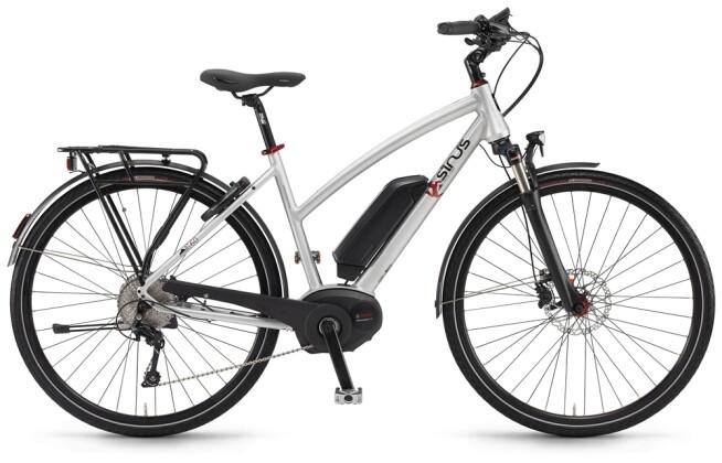 E-Bike Sinus BT60 400Wh 10-G Deore 2016