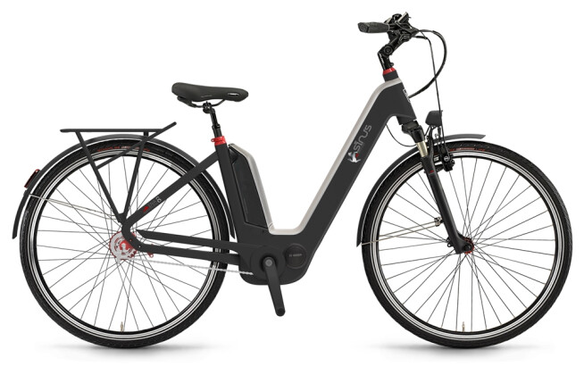 E-Bike Staiger Ena8 500Wh 28'' 8-G Nexus RT 2016