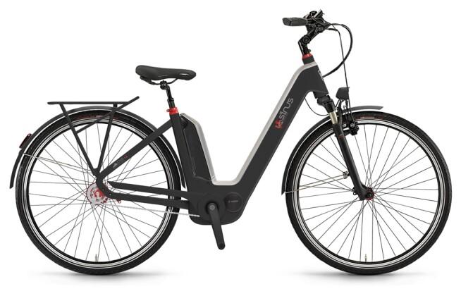 E-Bike Staiger Ena90 500Wh 28'' NuVinci H-Sync 2016