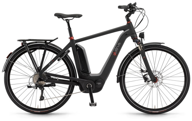 E-Bike Staiger Ena9 500Wh 28'' 9-G Deore 2016
