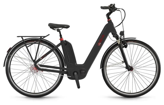 E-Bike Staiger Ena10 500Wh 28'' 10-G XT 2016