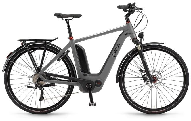 E-Bike Staiger Ena11 500Wh 28'' 11-G XT 2016
