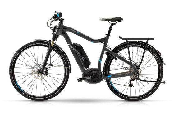 E-Bike Haibike XDURO Trekking S RX 2016