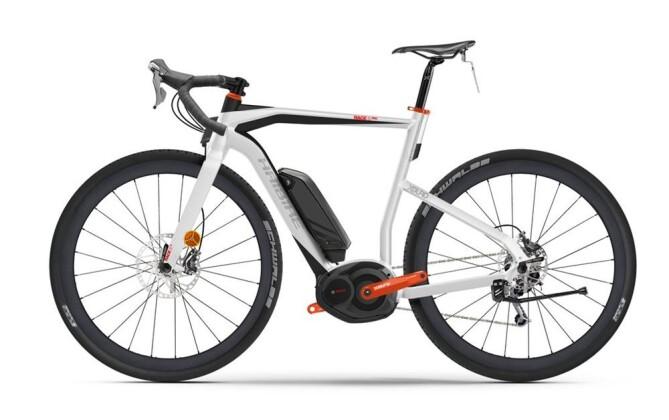 E-Bike Haibike XDURO Race S Pro 2016