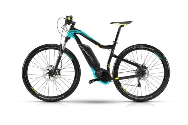 E-Bike Haibike XDURO HardSeven Plus RC 2016