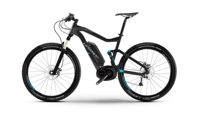 E-Bike Haibike XDURO FullSeven S RX 2016