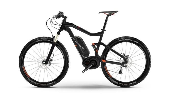 E-Bike Haibike XDURO FullSeven S PRO 2016