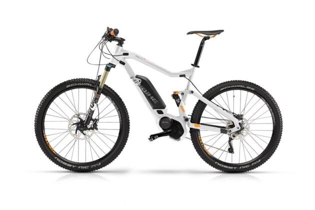 E-Bike Haibike XDURO FullLife RX 2016