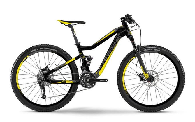 Mountainbike Haibike Q.XC 7.05 2016
