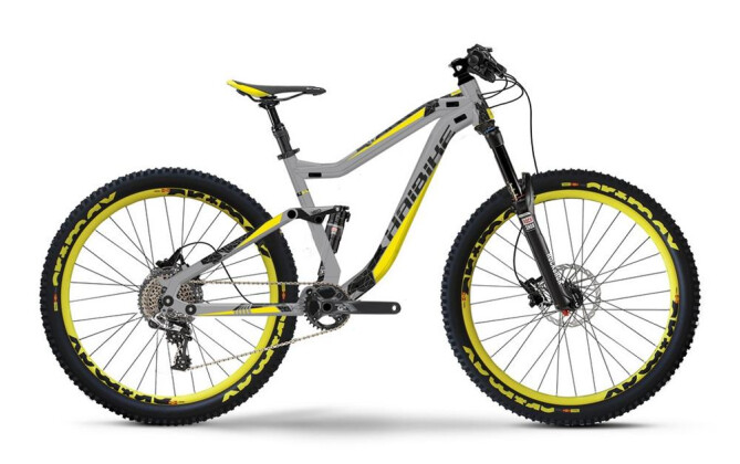 Mountainbike Haibike Q.FR 7.10 2016