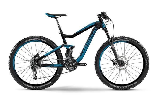 Mountainbike Haibike Q.AM Life 7.10 2016