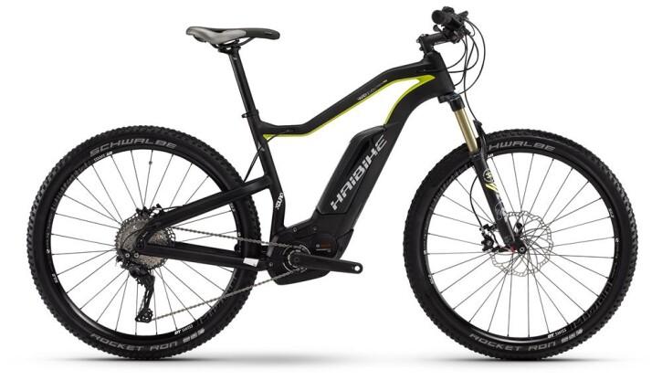 E-Bike Haibike XDURO HardSeven Carbon PRO 2016