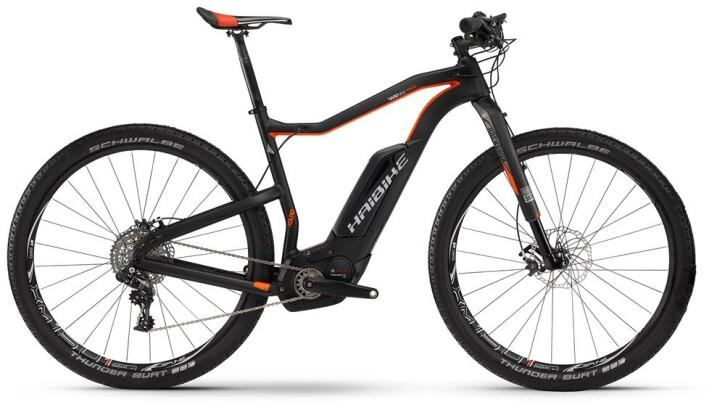 E-Bike Haibike XDURO HardNine Carbon ULTIMATE 2016