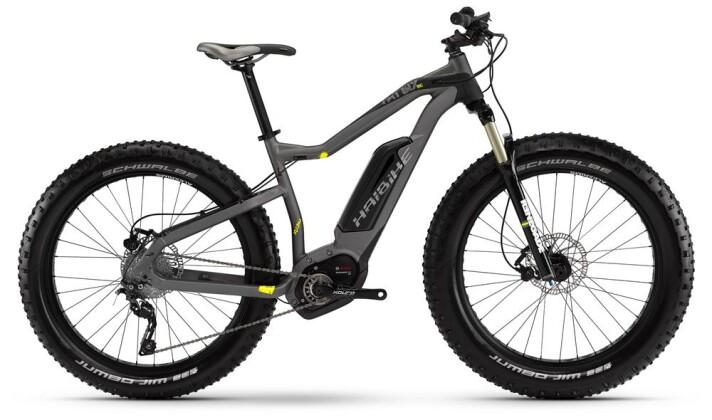 E-Bike Haibike XDURO FatSix RC 2016