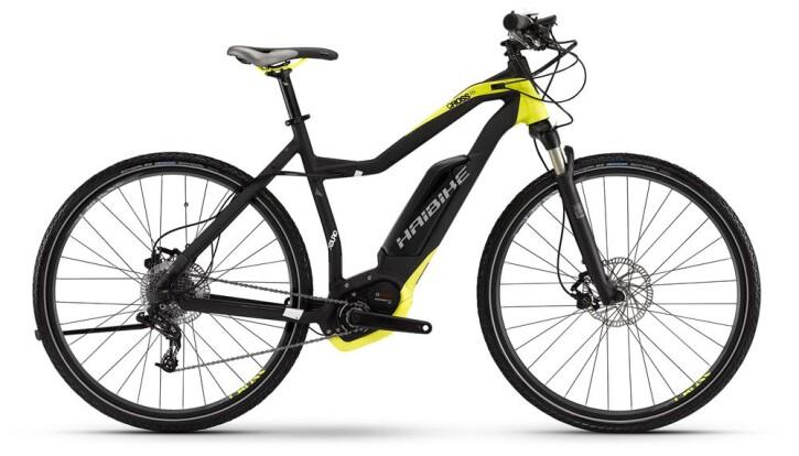 E-Bike Haibike XDURO Cross RX 2016