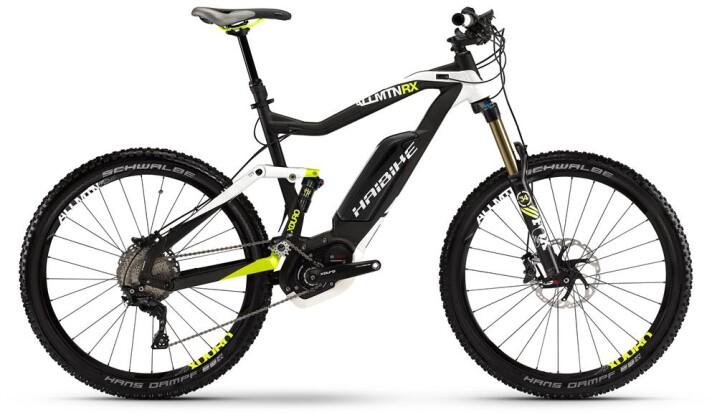 E-Bike Haibike XDURO AllMtn RX 2016