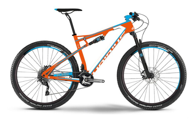 Mountainbike Haibike Sleek 9.20 2016