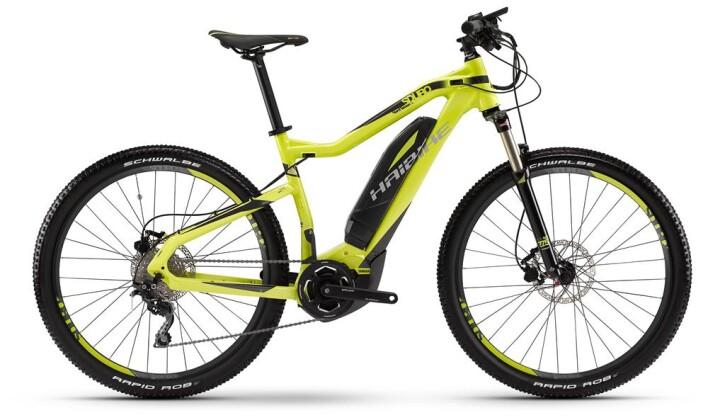 E-Bike Haibike SDURO HardSeven SL 2016